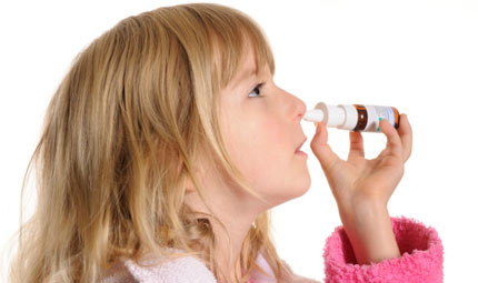 Influenza: in arrivo il vaccino in spray