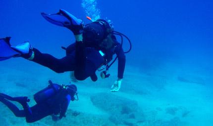 I disabili e l'immersione subacquea
