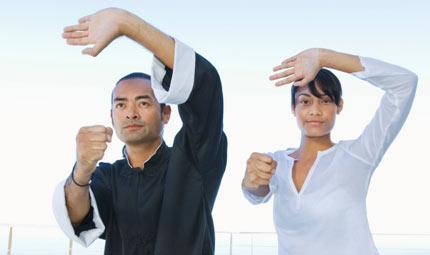 Parkinson: il tai chi aiuta nell'equilibrio