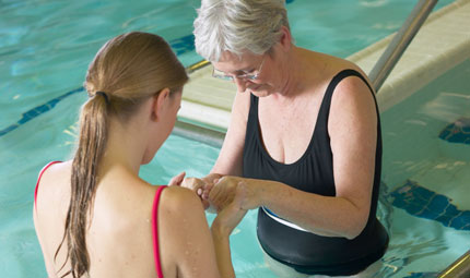 Talassoterapia: la salute vien per l'acqua
