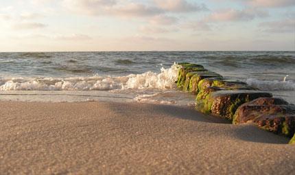 La sabbia e la psammatoterapia