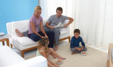 Parlare della malattia al partner e ai figli