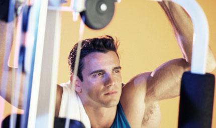 Il potenziamento della massa muscolare