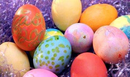 La Pasqua di micio e fido