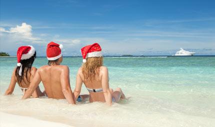 Vacanze di Natale su Marte?