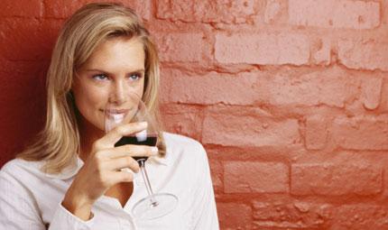 Seno: vino rosso e prevenzione