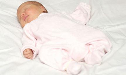 La vitamina B12 per neonati tranquilli e non irritabili