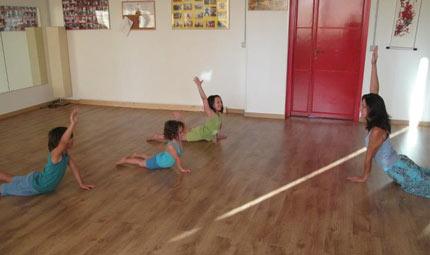 YDEA: Danza, Ritmo, Respiro