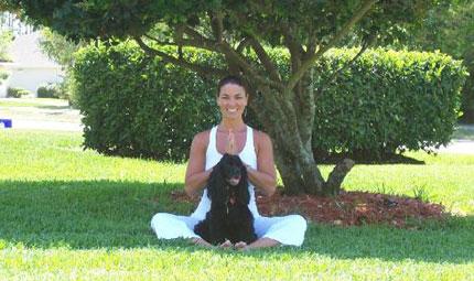 Yoga per cani