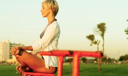 Lo yoga contro l'ansia e la depressione