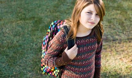 Scuola: no al mal di schiena