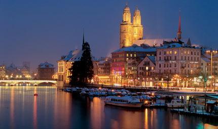 A spasso tra i mercatini natalizi svizzeri