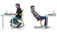 Le sedute ergonomiche