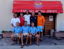 CAPRAIA DIVING SERVICE