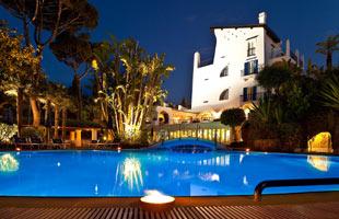 Grand Hotel il Moresco Therme & SPA