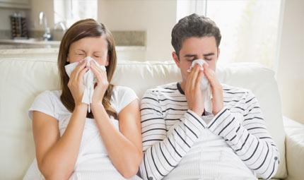 Influenza e raffreddamento: sai gestirli?